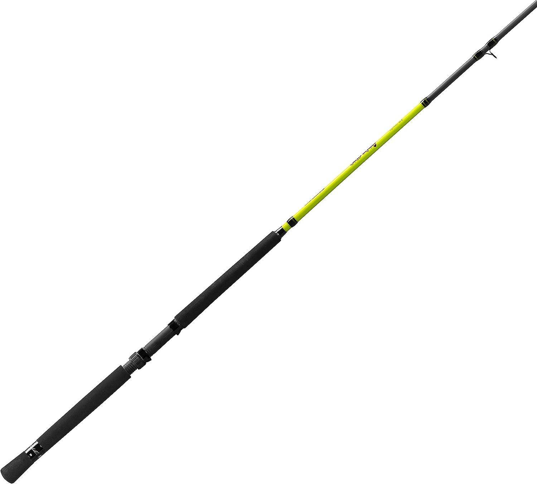 Lew's Spasm price Fishing Mr Crappie Slab Daddy Max 50% OFF Rod Fiberglass 2 Pc SD14L-2