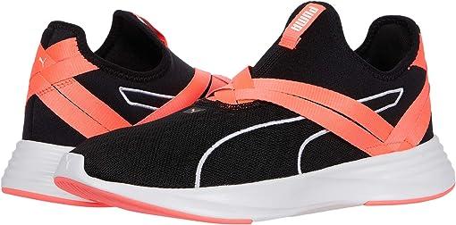 Puma Black/Ignite Pink/Puma White
