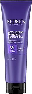 Redken Color Extend Blondage Maschera Professionale | Neutralizzante per capelli biondi, aiuta a controllare i riflessi in...