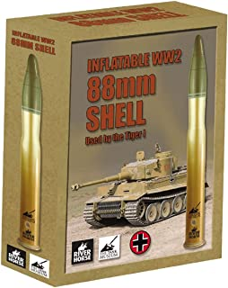 River Horse Inflatable WW2 88mm Shell (Used by The Tiger 1)