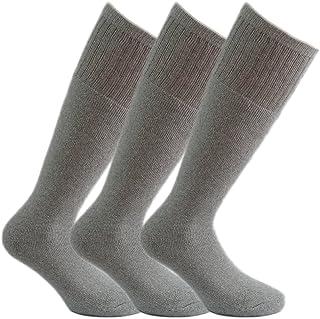 Fontana Calze, 12 paia di calze LUNGHE sportive in cotone spugna