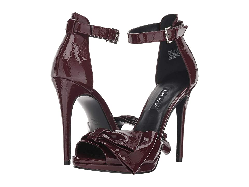 Nine West Bellen (Wine Synthetic) Women
