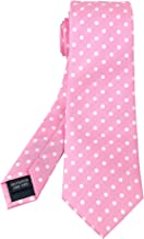 Men's Classic Polka Dot Ties Jacquard Woven Casual Business Formal Dress Necktie