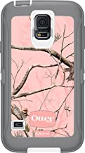 Otterbox [Defender Series] Samsung Galaxy S5 Case - Retail Packaging Protective Case for Galaxy S5 - Ap Pink (White/Gunmetal Grey Ap Pink)