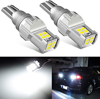 JDM ASTAR High Performance Super Bright 1:1 Design 3020 Chips 921 912 Chipsets White LED Bulbs For Backup Reverse Lights