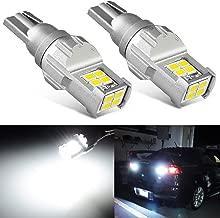 JDM ASTAR 2800 Lumens Extremely Bright 1:1 Design 3020 Chips 921 912 Chipsets LED Bulbs For Backup Reverse Lights, Xenon White