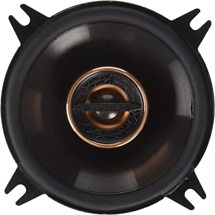 """Infinity REF-4022cfx 105W 4"""" Reference Series Coaxial Car Speakers with Edge-Driven, Textile tweeters - Pair"""