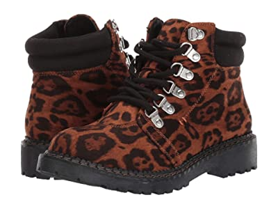 Dirty Laundry Cristal (Whiskey/Leopard) Women