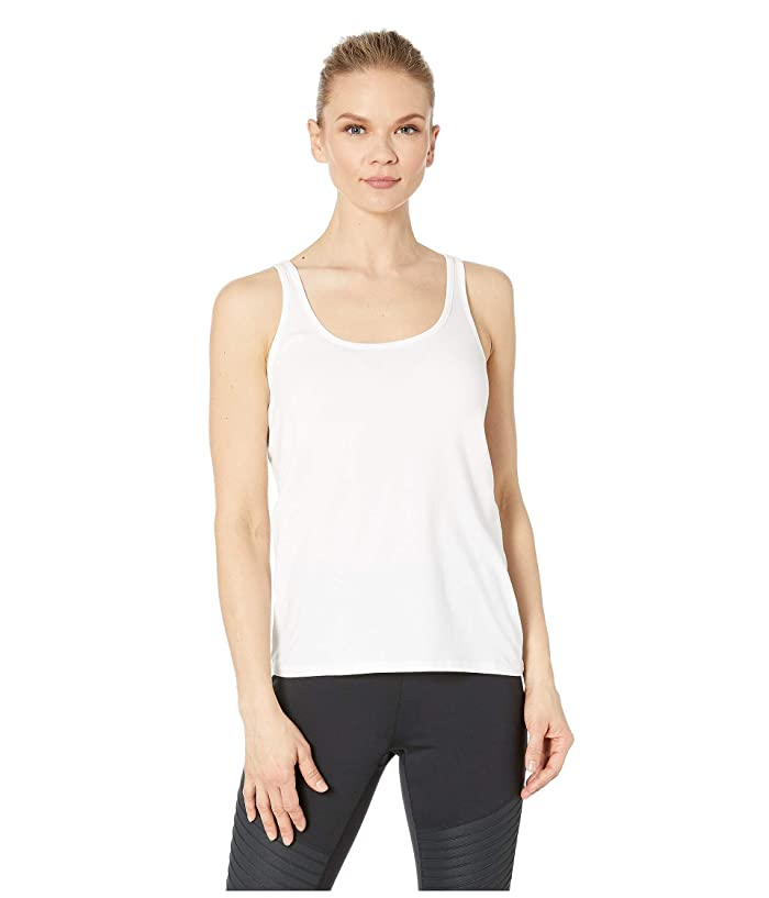 tasc Performance Essential Cami (White) Women
