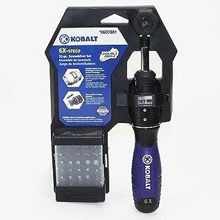 Best kobalt 6x screwdriver Reviews