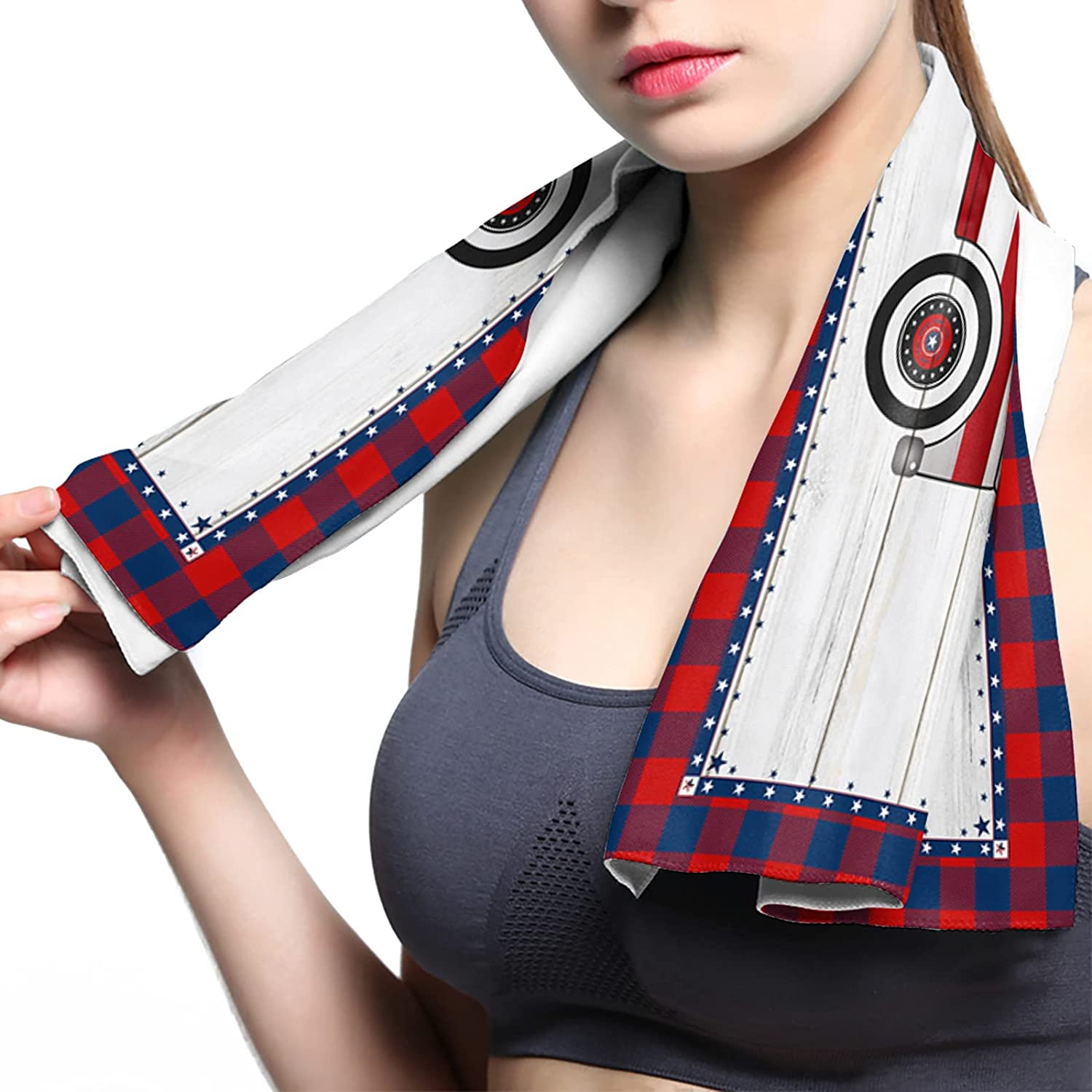 ArneCase Microfiber Cooling Towels Lightweight for N Phoenix Mall Cheap mail order shopping Cool Towel