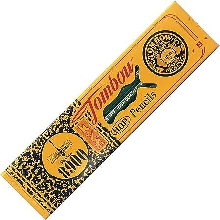 トンボ鉛筆 鉛筆 8900 B 1ダース 8900-B