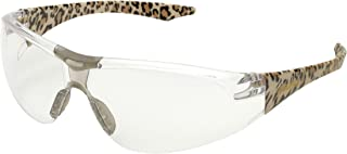 ELVEXSG-18C-LEO Elvex Clear Safety Glasses, Scratch-Resistant, Contemporary