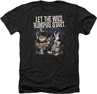 let the wild rumpus start shirt