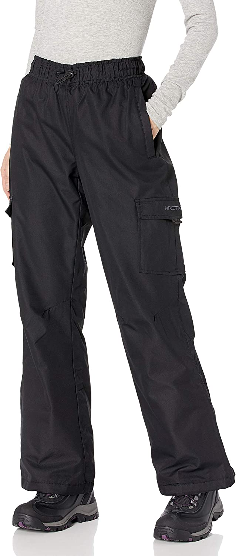Arctix womens Lumi Max 50% OFF Max 58% OFF Pull Over Fleece Cargo Snow Pants Lined