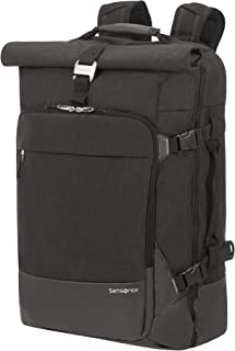Ziproll - Duffle/Backpack Small - Three-Way Board Case Suitcase 55 cm, Black (Black) - 116879/1041