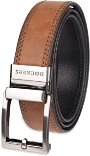 Men's 1.3 in. Wide Perfect Fit Adjustable Click To Fit Belt