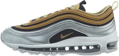 Nike Air Max 97 SE Women's Shoes Metallic Gold aq4137-700