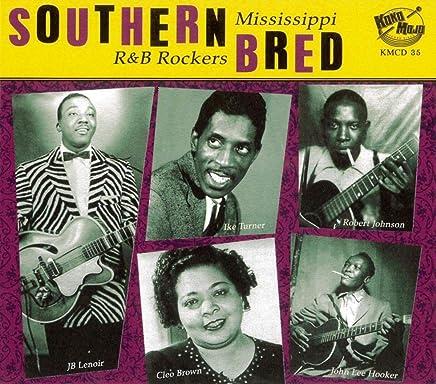 Various - Southern Bred: Mississippi R&b Rockers Vol. 2 (2019) LEAK ALBUM
