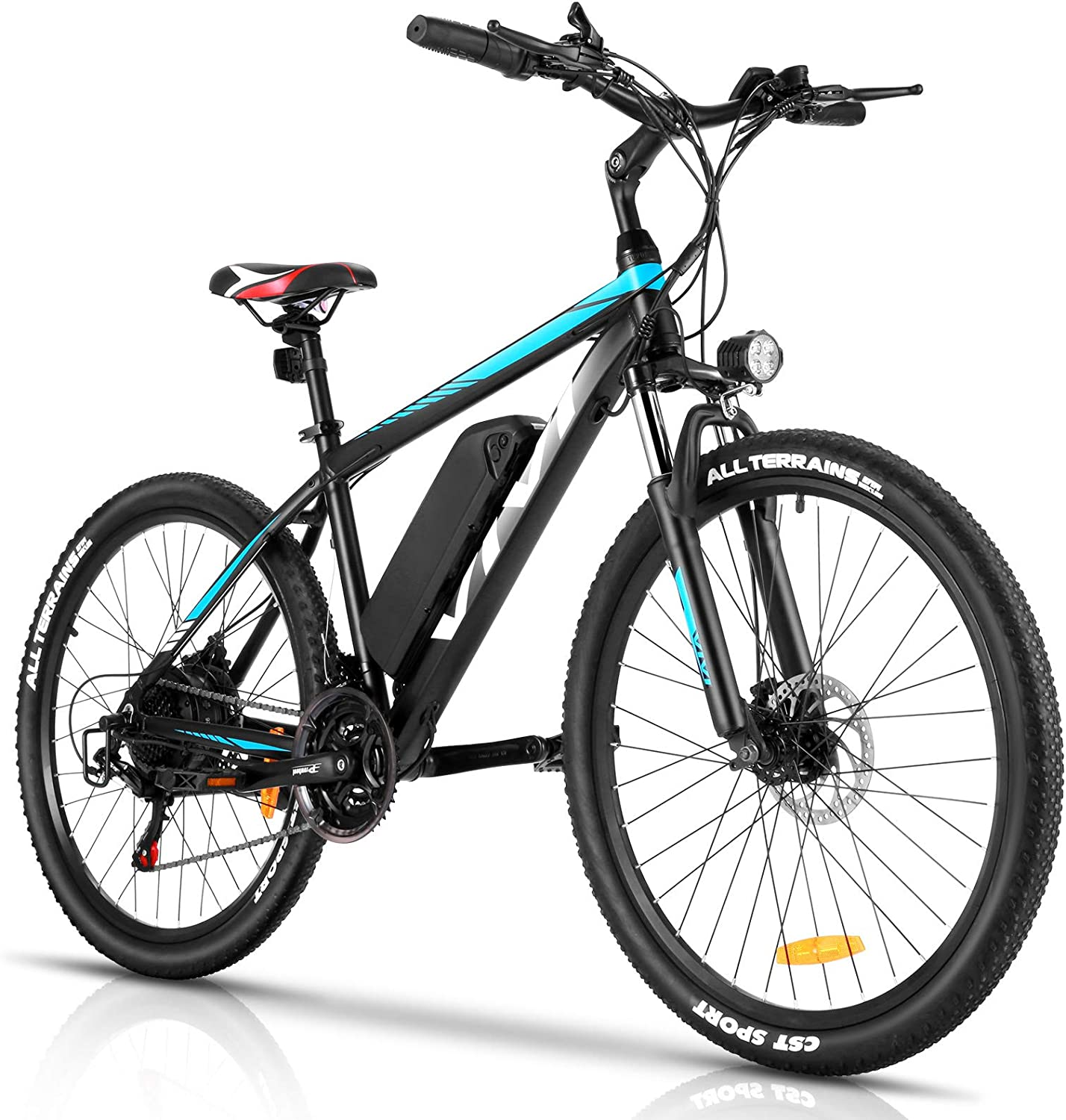 Vivi Electric Mountain Bike 35% OFF for with 26