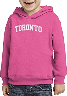 HAASE UNLIMITED Toronto - State Proud Strong Pride Toddler/Youth Fleece Hoodie