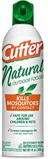 Cutter 95916 Natural Outdoor Fogger (HG-95916), Pack of 1, Brown/A