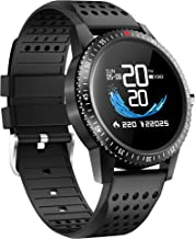 LAMONKE Smart Watch for Android iOS Phones Fitness Tracker Watch with Heart Rate Blood Pressure Monitor Sleep Activity Tracker IP67 Waterproof Smartwatch Compatible with iPhone Samsung for Men Women