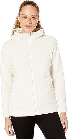 Columbia Womens 1861121 Canyon PointTM Hooded Sherpa Full Zip Fleece Jacket