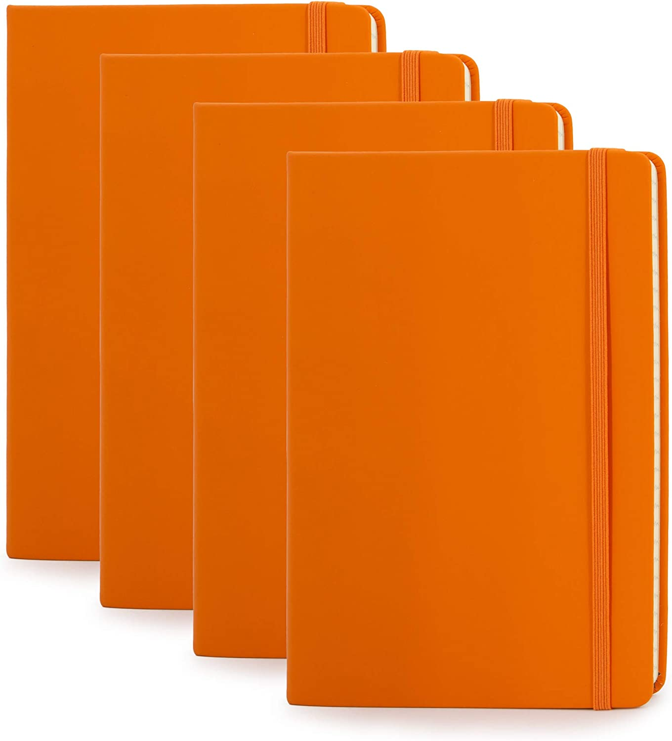 Simply Genius 4 Pack Challenge the lowest price A5 Hardcover Leatherette Writ to Journals National uniform free shipping