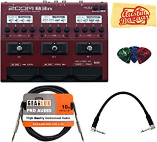 Zoom B3N Multi-Effects Processor for Bass