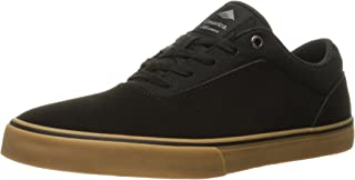Emerica The Herman G6 Vulc BK Gum, Zapatillas de Skateboarding para Hombre