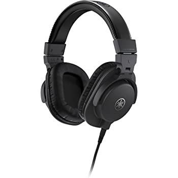 Yamaha HPH-MT5 Monitor Headphones, Black