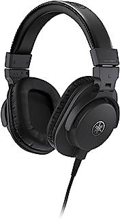 Yamaha HPH-MT5 Monitor Headphones, Black
