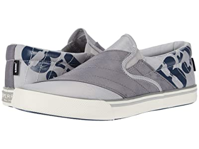 Sperry Striper II BIONIC(r) Slip-On Sneaker (Grey) Men