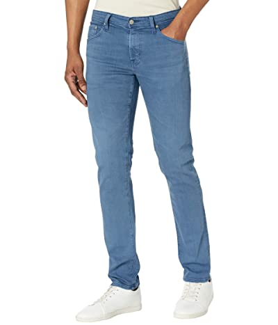 AG Adriano Goldschmied Tellis Modern Slim Leg Jeans in 7 Years Rio Blue