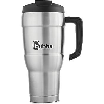 bubba Hero XL Vacuum-Insulated Stainless Steel Travel Mug, 30 oz., Stainless Steel