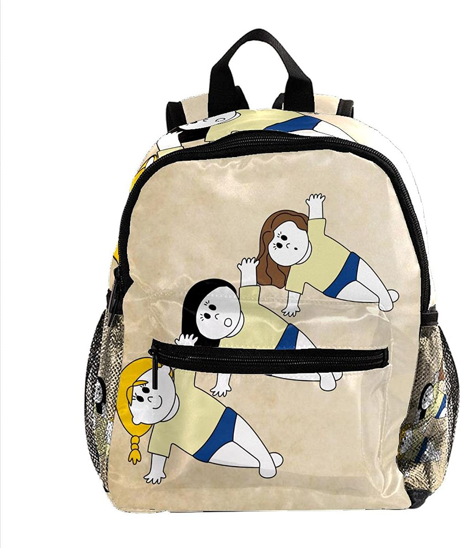 Backpack for Teen Girls Boy Save money Daypack Outdoor Walk gi Bag Travel service 3
