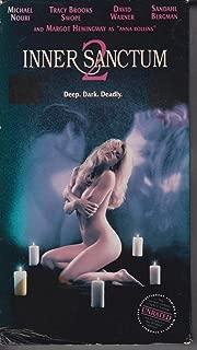 Inner Sanctum 2 VHS