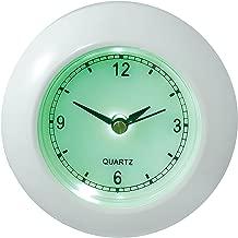 plug in clock night light