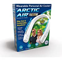 Deals on Ontel Arctic Air Freedom Portable Personal 3-Speed Neck Fan