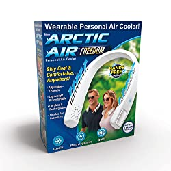 Ontel Arctic Air Freedom Portable Personal Air Cooler
