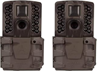 Moultrie A-40 Pro 14MP Low Glow Infrared Game Camera (2 Pack)