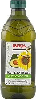Best iberia sunflower and avocado oil Reviews