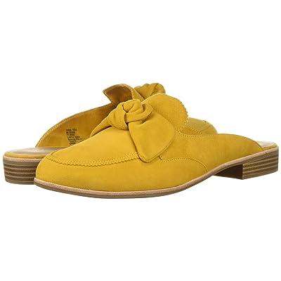 G.H. Bass & Co. Ebbie (Yellow Suede) Women