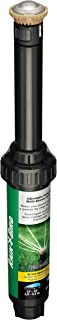 Rain Bird 12SA-RVAN Mini Rotary Pop-Up Spray, Hand Adjustable 45° - 270° Pattern, 13' - 18' Spray Distance, 4
