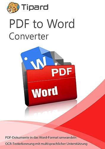 Tipard PDF to Word Converter - lebenslange Lizenz [Download]