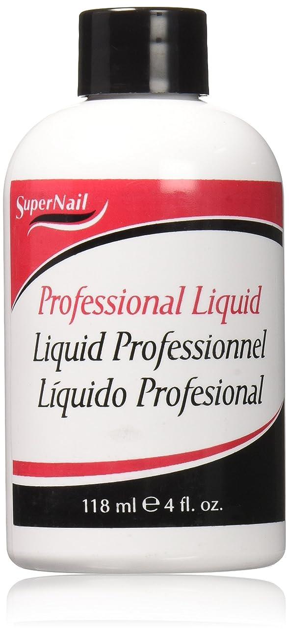 SuperNail Nail Treatments - Nail Liquid - 4oz / 118ml