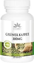 Extracto de café verde 500mg – 45% de ácido clorogénico