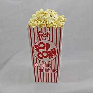 Just Dough It Fake Box of Popcorn