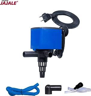 JAJALE Water Pump Submersible Internal Aquarium Powerhead Water Pump Ultra Quiet for Aquarium,Fish Tank
